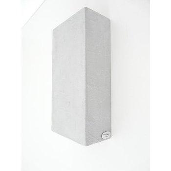 Wall lamp concrete lamp, height 29 cm, width 14.5 cm