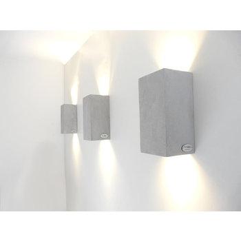 Wall lamp concrete lamp