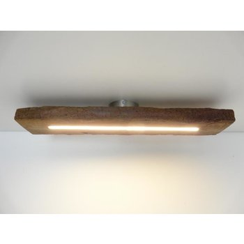 LED Lampe Deckenleuchte Holz antik Balken ~77 cm
