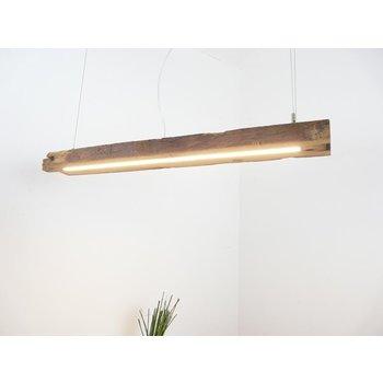 LED Lampe Hängelampe Holz Balkenleuchte ~ 99 cm