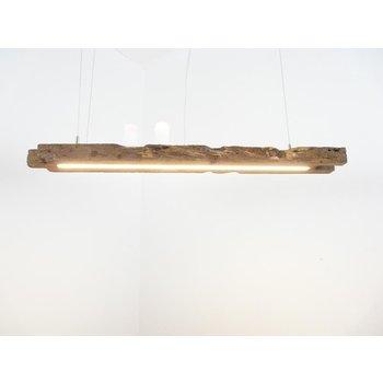 Suspension LED en poutres anciennes ~ 101 cm