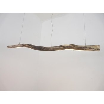 LED Treibholzlampe Hängeleuchte ~ 114 cm