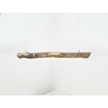 small LED driftwood lamp hanging lamp ~ 87 cm