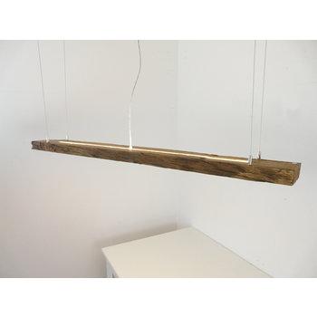 Hängelampe aus antiken Balken ~ 141 cm