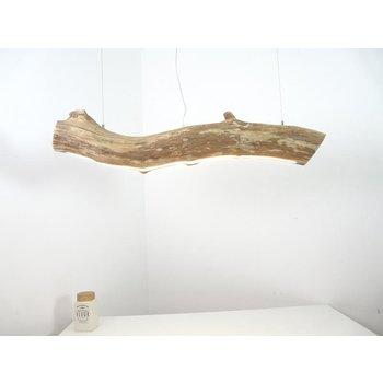 Lampe en bois flotté Lampe en bois flotté ~ 105 cm