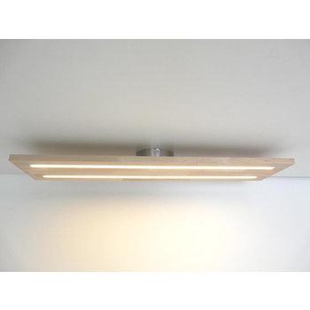Plafonnier bois hêtre ~ 80 cm
