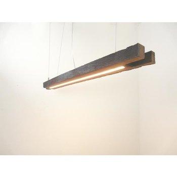 Antique beam lamp ~ 110 cm