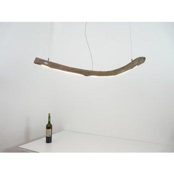 Lampe LED en bois Lampe en bois flotté ~ 92 cm