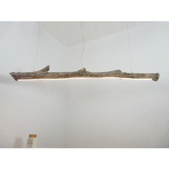LED driftwood lamp driftwood hanging lamp ~ 185 cm