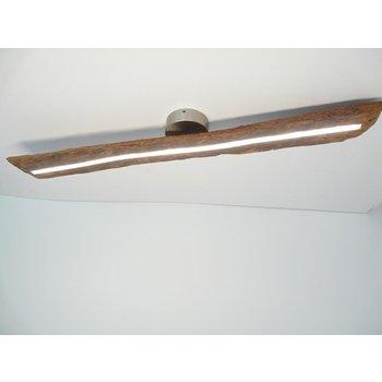 Lampe LED plafonnier bois poutres antiques ~ 100 cm