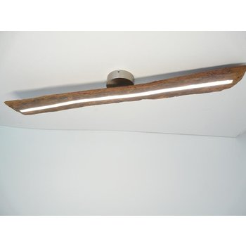 LED lamp ceiling lamp wood antique beams ~ 100 cm