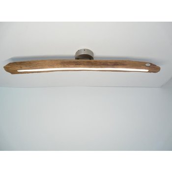 LED lamp ceiling lamp wood antique beams ~ 95 cm