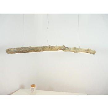 LED Treibholzlampe Hängeleuchte ~ 138 cm