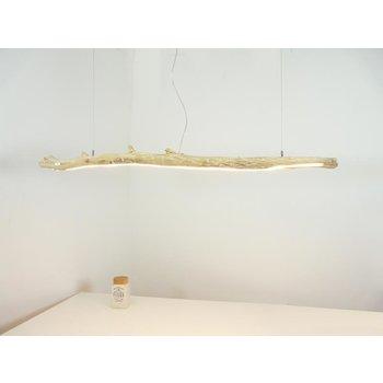 LED driftwood lamp hanging lamp ~ 154 cm