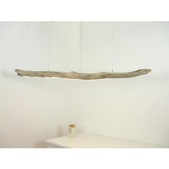 Lampe LED bois flotté suspension bois flotté ~ 171 cm