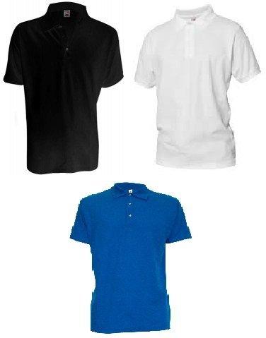 Don't worry, It's not my blood T-shirt of Polo en div. kleuren. S t/m 8 XL