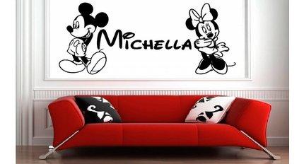 Disney muurstickers
