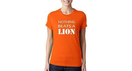 Oranje fun shirts