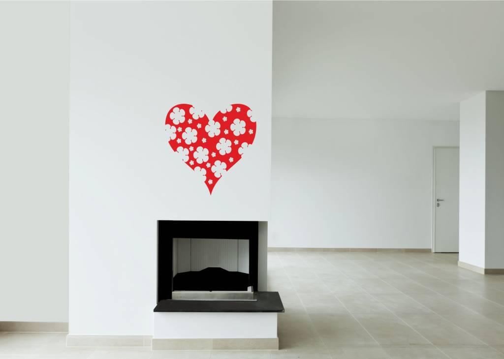 Decoratief hart