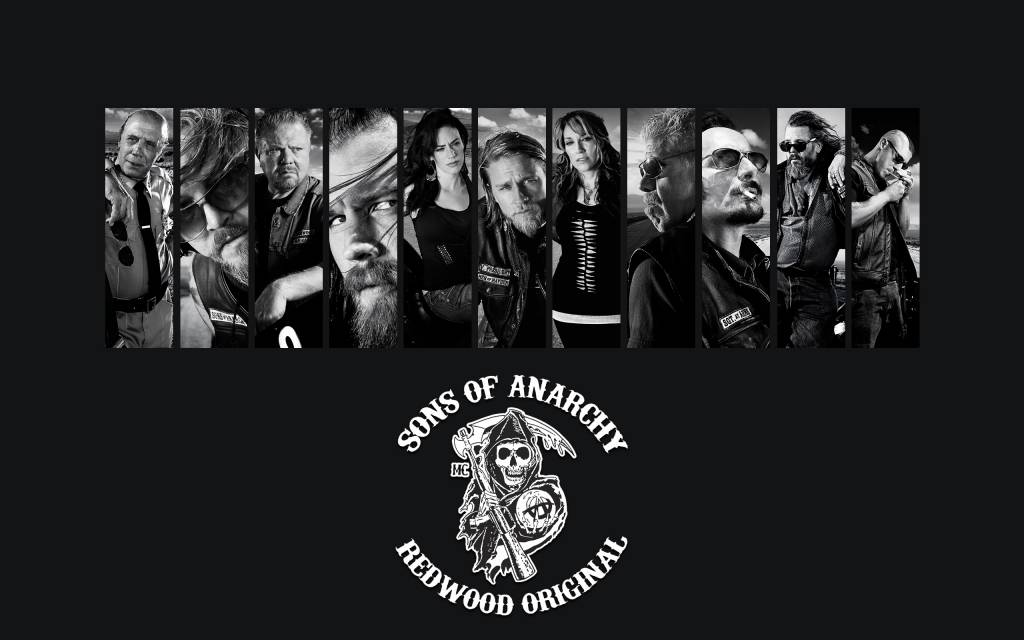 Sons of Anarcy poster 02