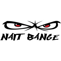 Nait bange (No frear Gronings) autosticker