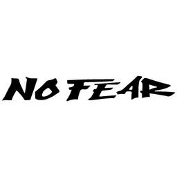 No fear tekst