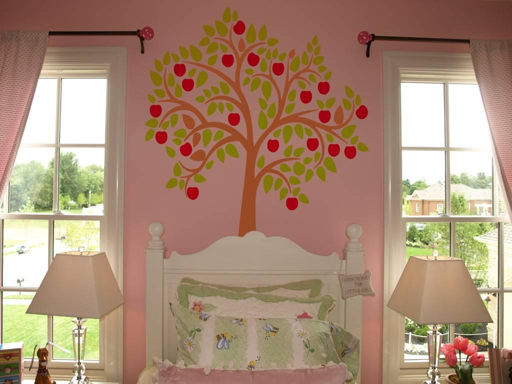 Appelboom 3 kleurig