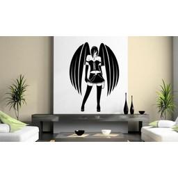 Dark Angel muursticker