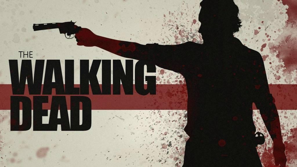 Walking Dead poster 8