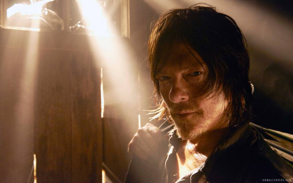 Walking Dead poster 10 daryl