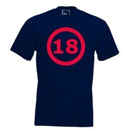 Leeftijd naar keuze in te vullen. Keuze uit T-shirt of Polo en div. kleuren. S t/m 8 XL