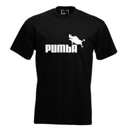 Pumba. Dames T-shirt in div. kleuren. XS t/m 4 XL