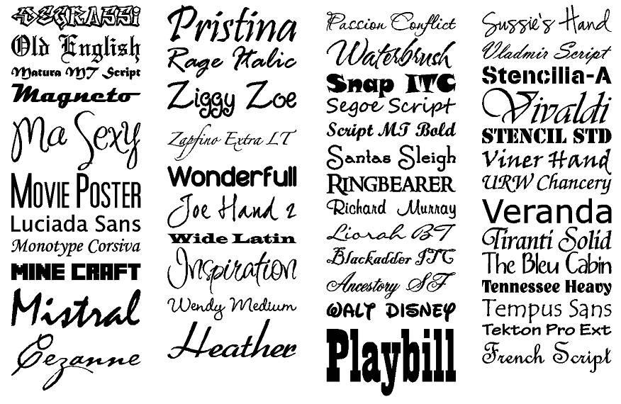 Deursticker Speelgoed. Kies je eigen lettertype