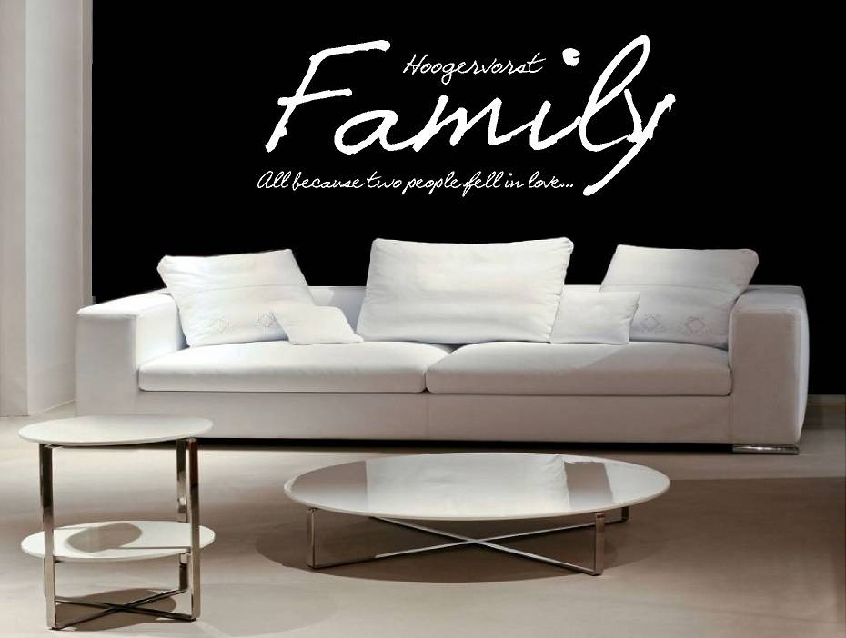Family (Jouw naam) All because two people fell in love...