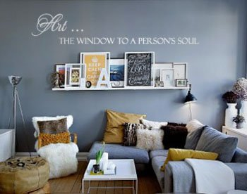 Art A Window to a personal soul