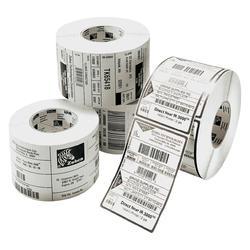 Rollen zebra etiketten