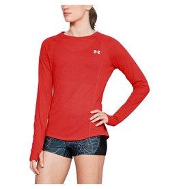 Under Armour Damen UA Streaker Shirt, langärmlig