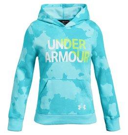 Under Armour Mädchen UA Rival Hoodie