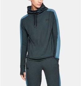 Under Armour Damen Fleece-Pullover UA Featherweight, mit Trichterkragen e85303a3b8