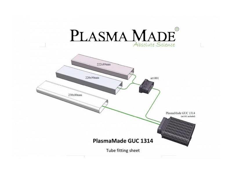 Plasmamade GUC1314 airfilter