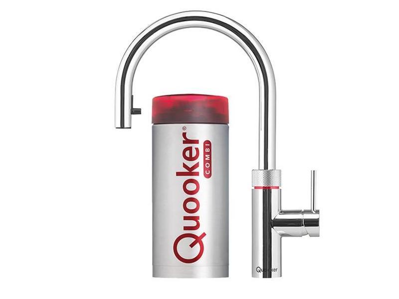 Quooker Flex chroom combi+ 22+XCHR