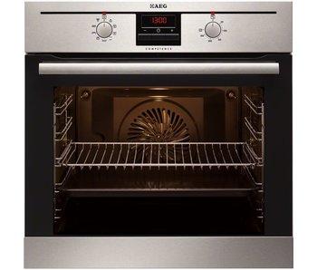 AEG BE3013021M hetelucht-oven nis 60