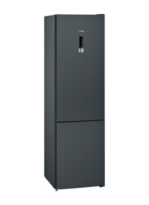 Siemens KG39NXB35 koel/vries-combinatie black inox