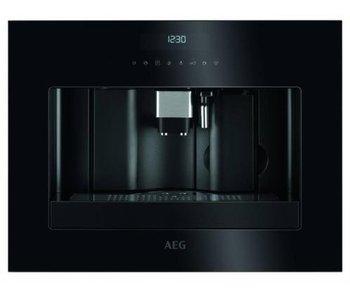 AEG KKE884500B koffiemachine inbouw nis 45cm