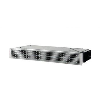 Novy Plint uitblaasbox met RVS rooster type 7910400