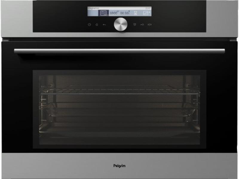 Pelgrim MAC624RVS combi-magnetron nis 45cm