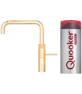 Quooker Quooker 22FSGLD | Fusion Square Gold Combi