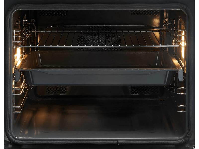Pelgrim OVP826RVS oven nis 60 met pyrolyse