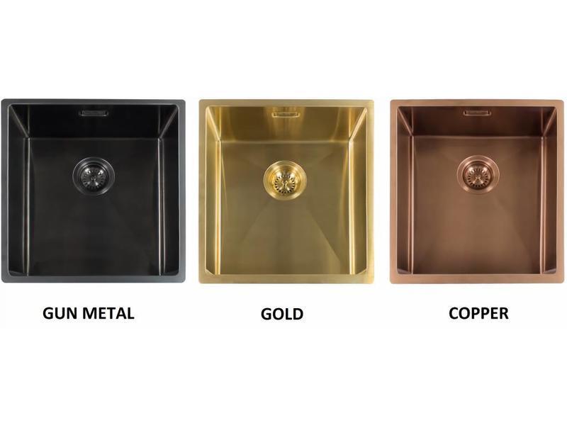 Reginox Crystal keukenkraan PVD Gold K105K