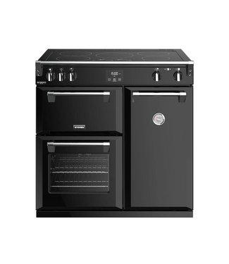 Stoves S900 EI de luxe zwart